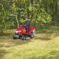Honda Ride On Mowers at C&O Garden Machinery