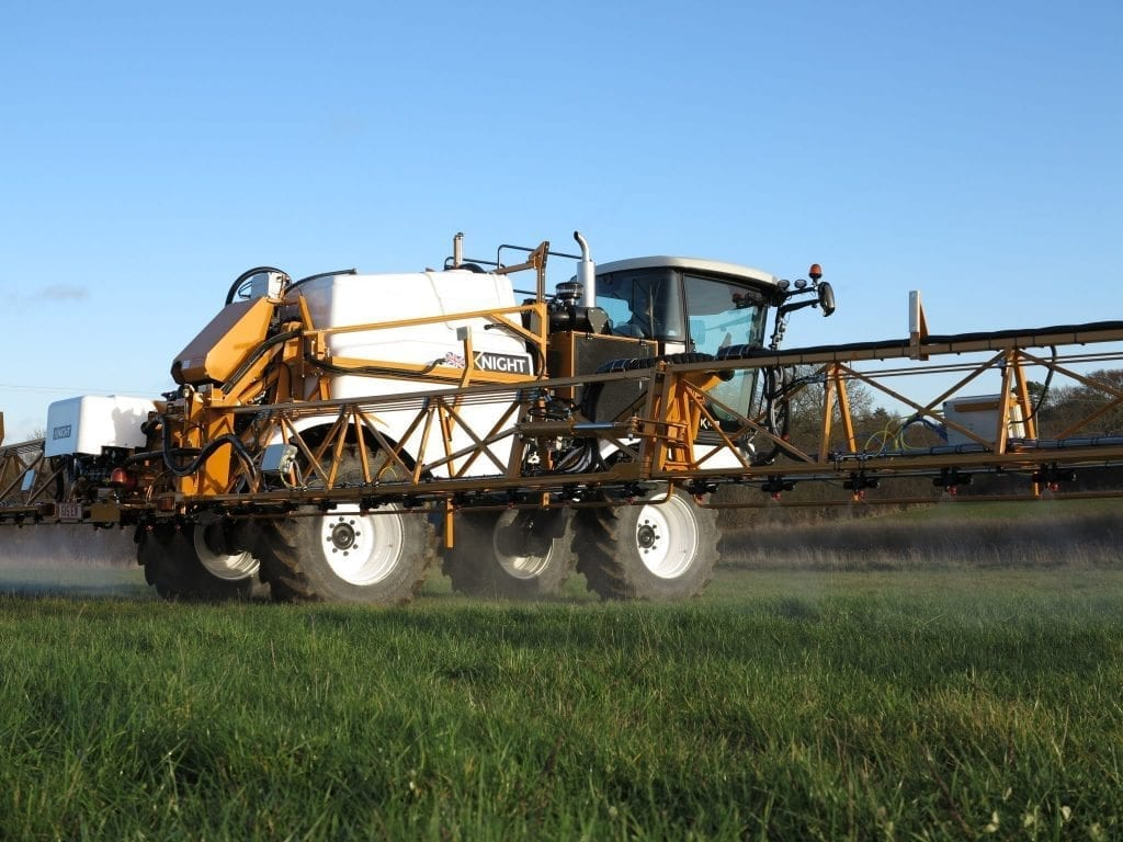 Knight Sprayers from C&O Tractors