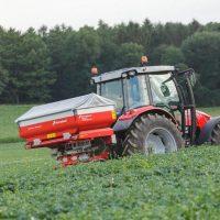Kverneland Exacta fertiliser spreaders - C&O Funtington, Isle of Wight & Wilton depots.