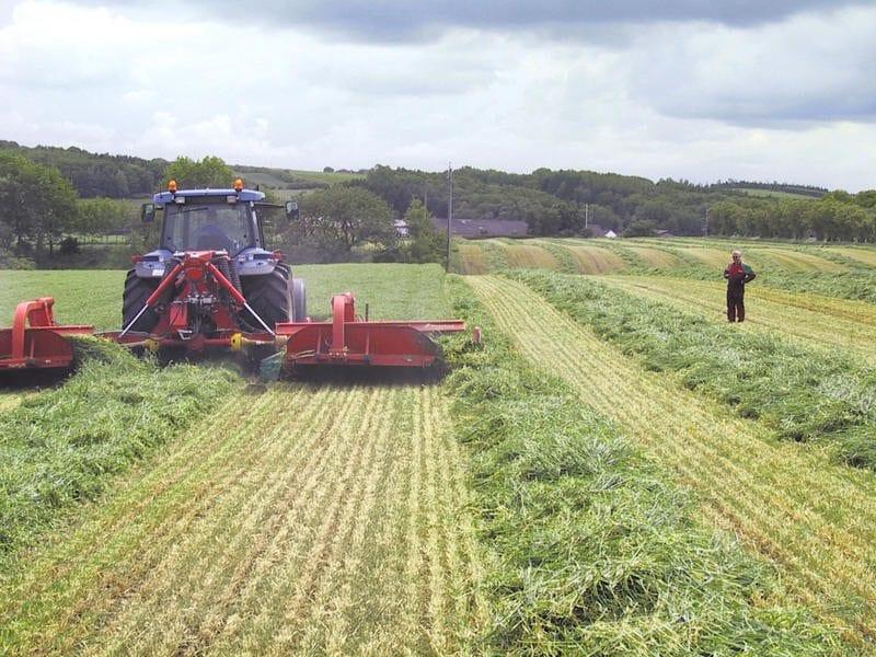 Kverneland Grassland at C&O Funtington