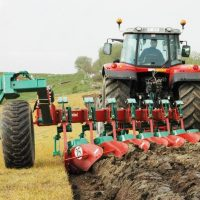 Kverneland cultivation machinery at C&O Tractors - Funtington, Isle of Wight & Wilton