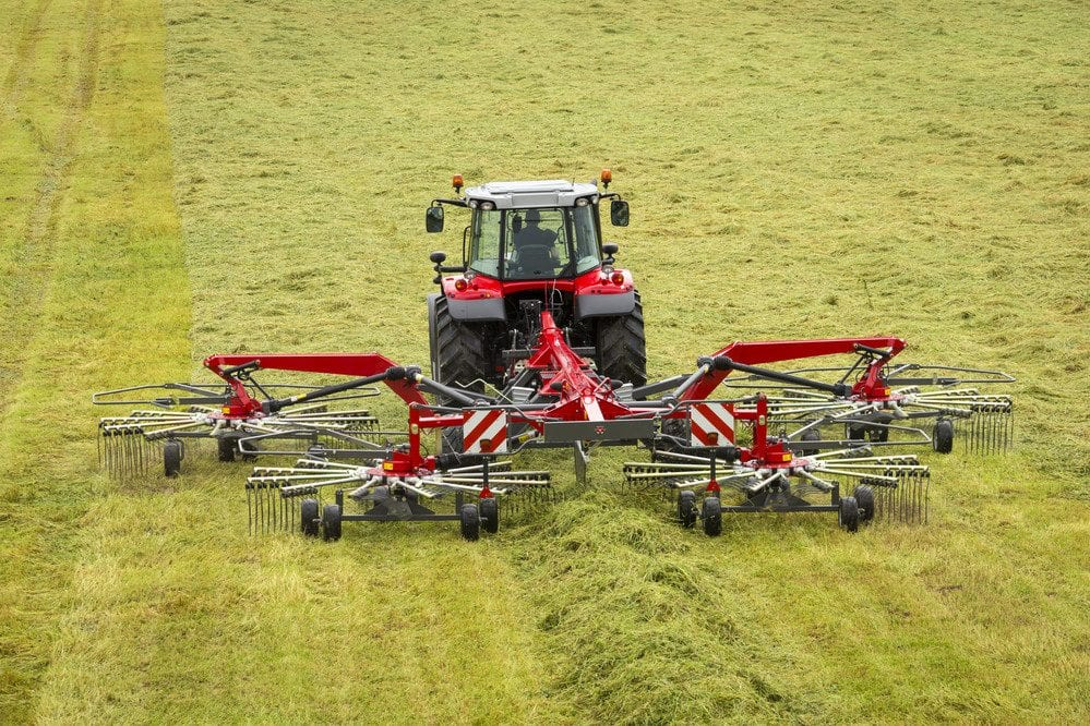 Massey Ferguson Grassland at C&O Tractors
