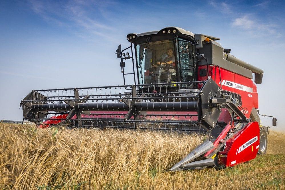 Massey Ferguson Combines at C&O Tractors - ACTIVE