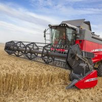 Massey Ferguson Combines at C&O Tractors - ACTIVA S