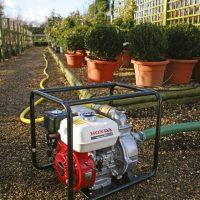 Honda Water Pumps at C&O Garden Machinery