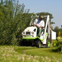 Etesia Ride On Mowers at C&O Garden Machinery