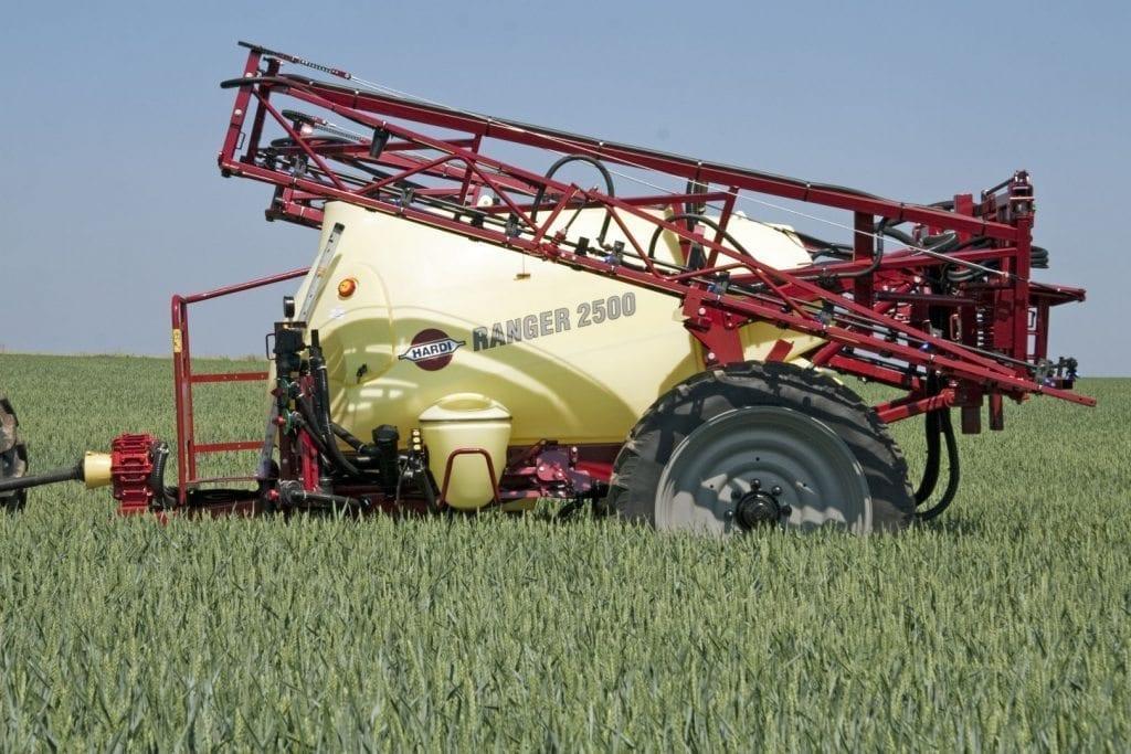 Hardi sprayers at C&O Tractors