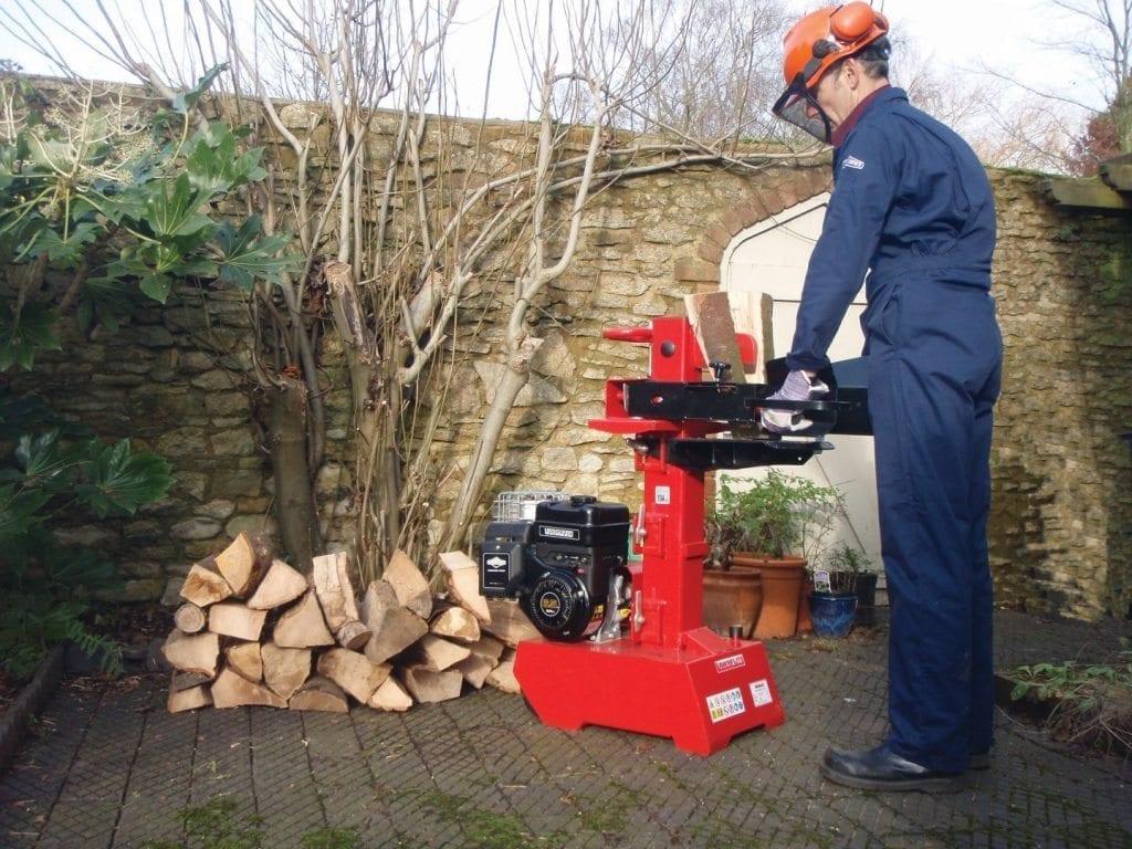 Timber & forestry equipment - Lawnflite log splitter