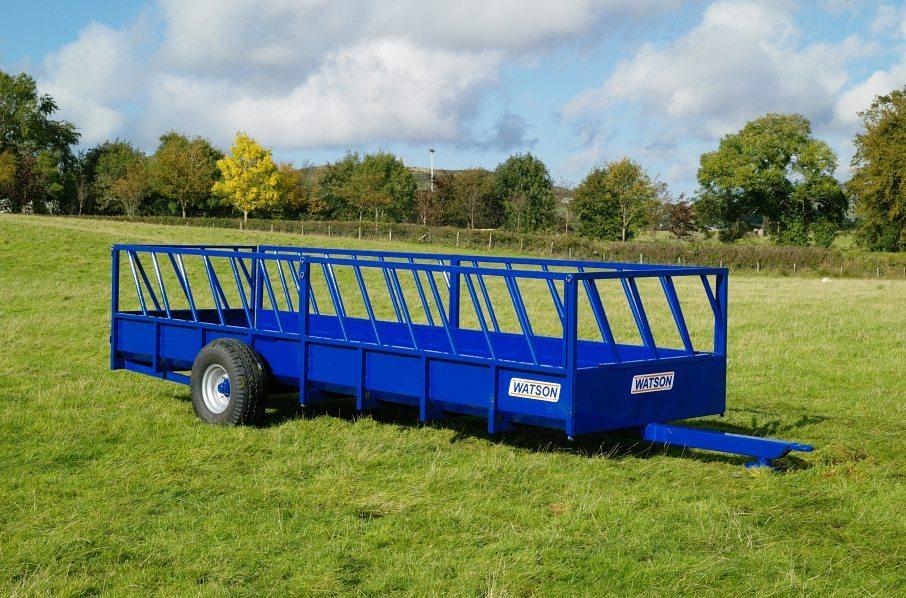 Forage & livestock at C&O Tractors - Watson