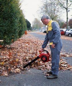 Blowers and shredders - Honda leaf blower