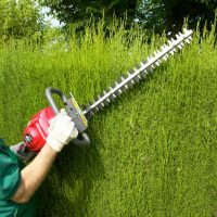 Honda hedgetrimmers at C&O Garden Machinery
