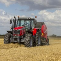 Massey Ferguson Tractors - 7715S