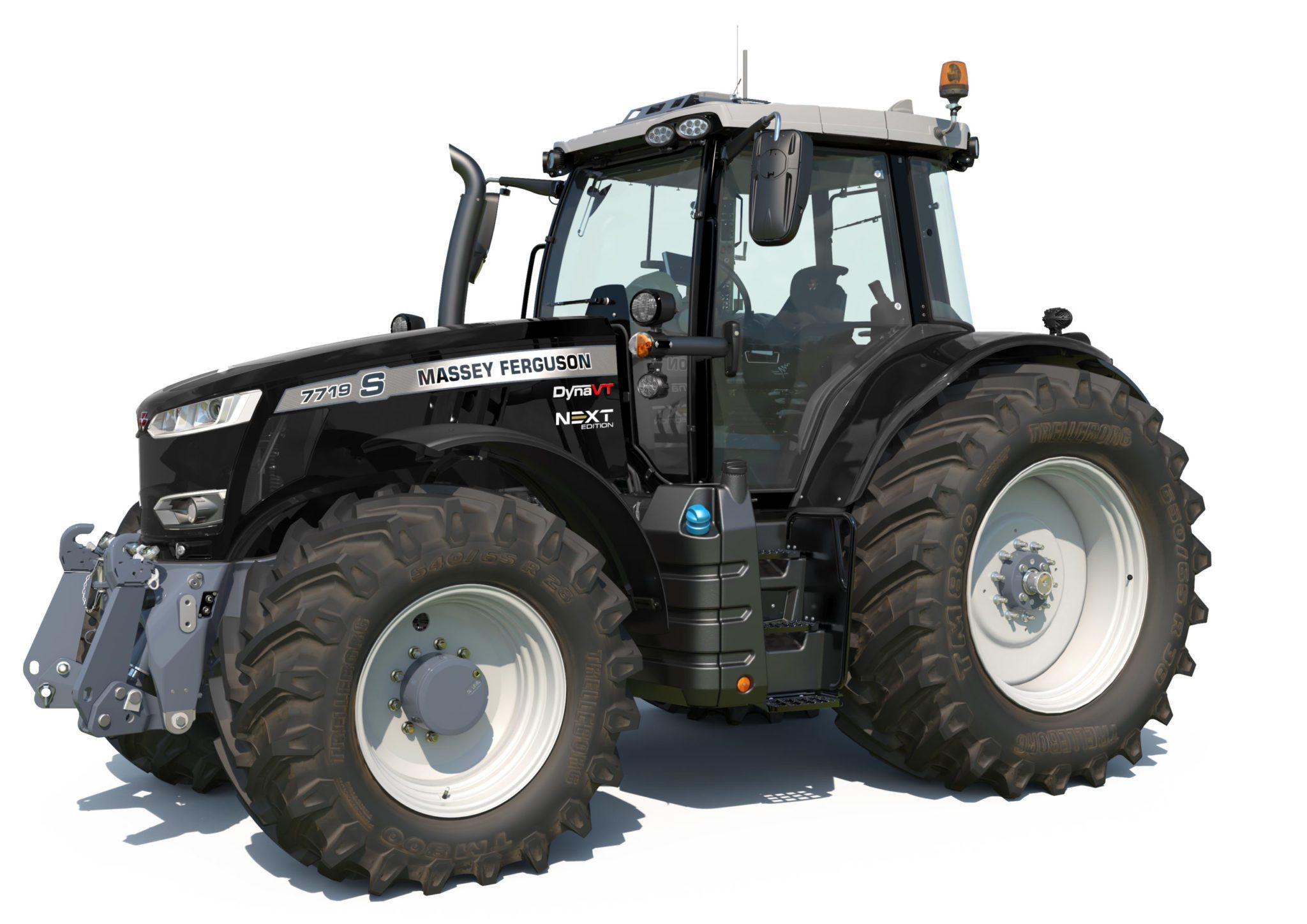 MF 7719 S NEXT Edition