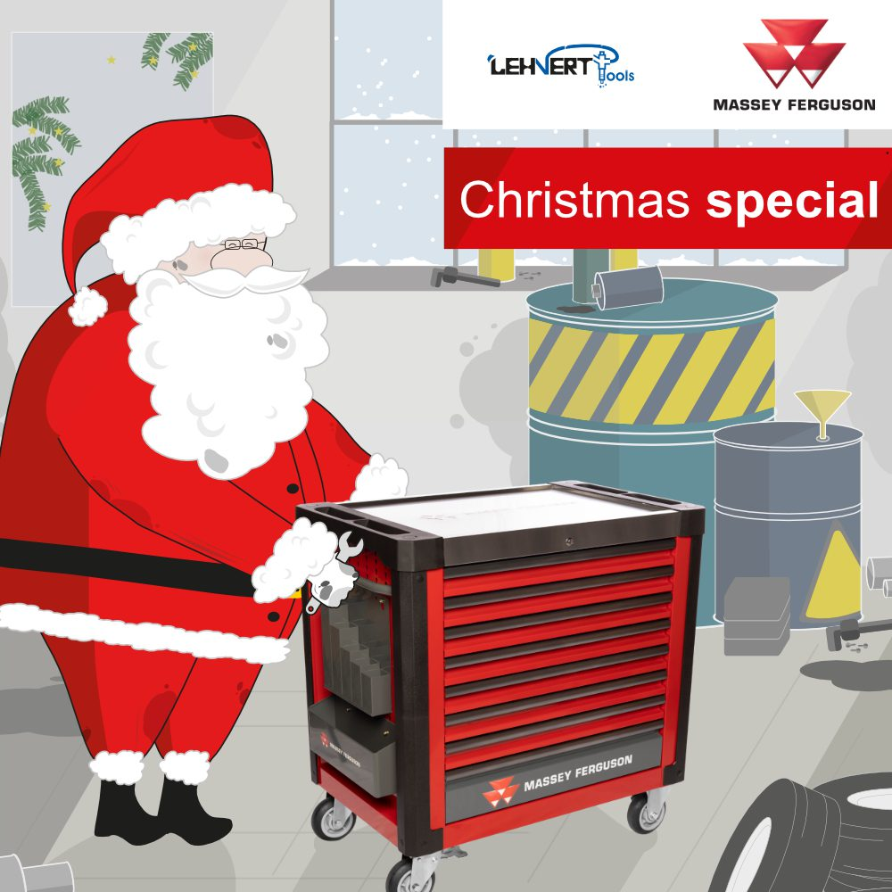 MF Tool Trolley Special Offer