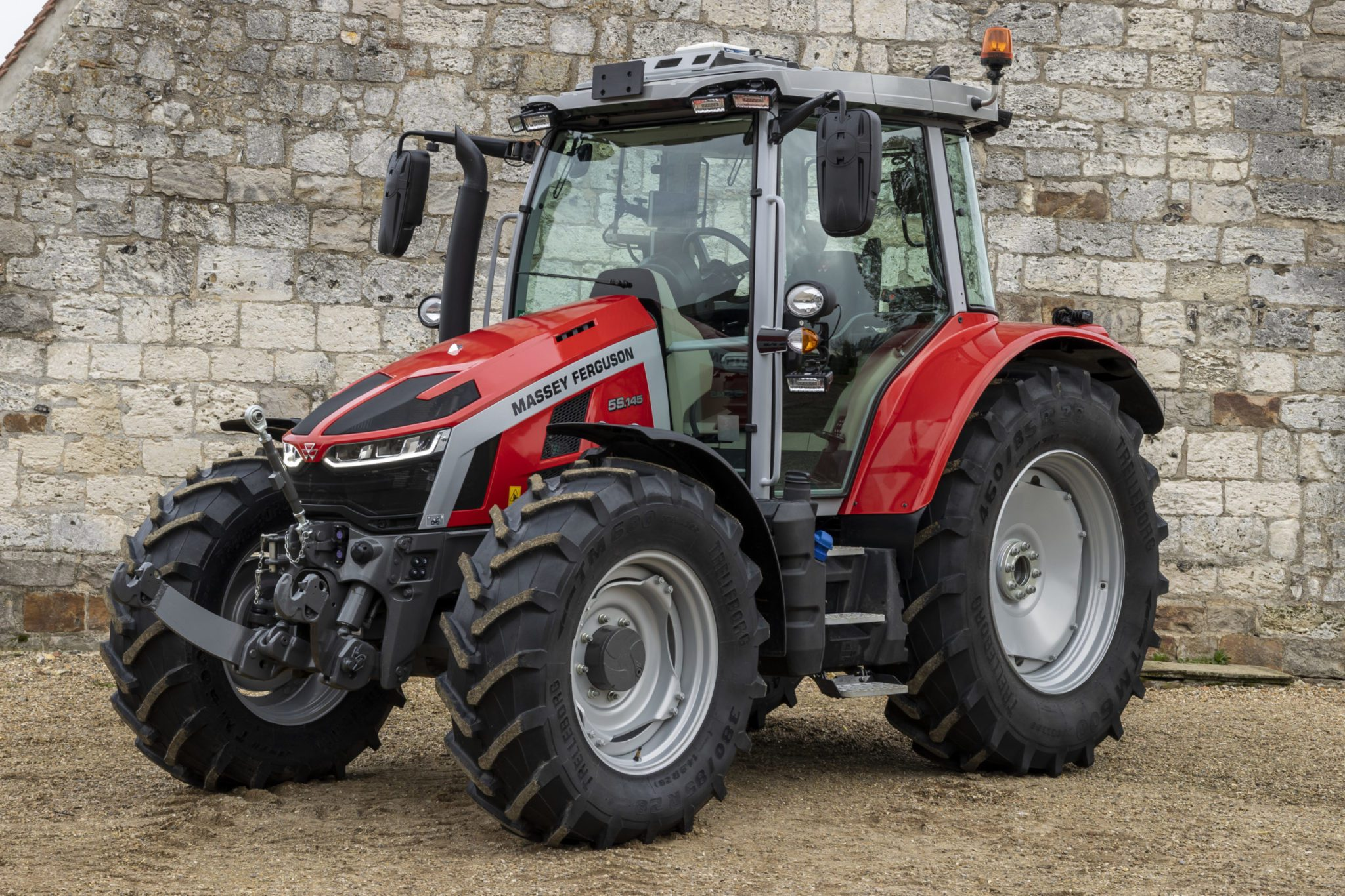 MF 5S launch: The new tractor range from Massey Ferguson