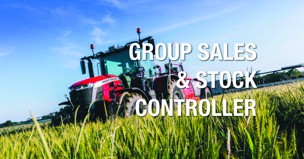 Group Sales & Stock Controller