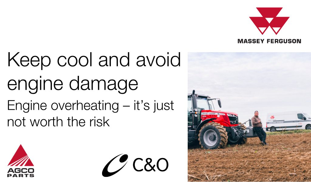 Genuine AGCO Parts from C&O