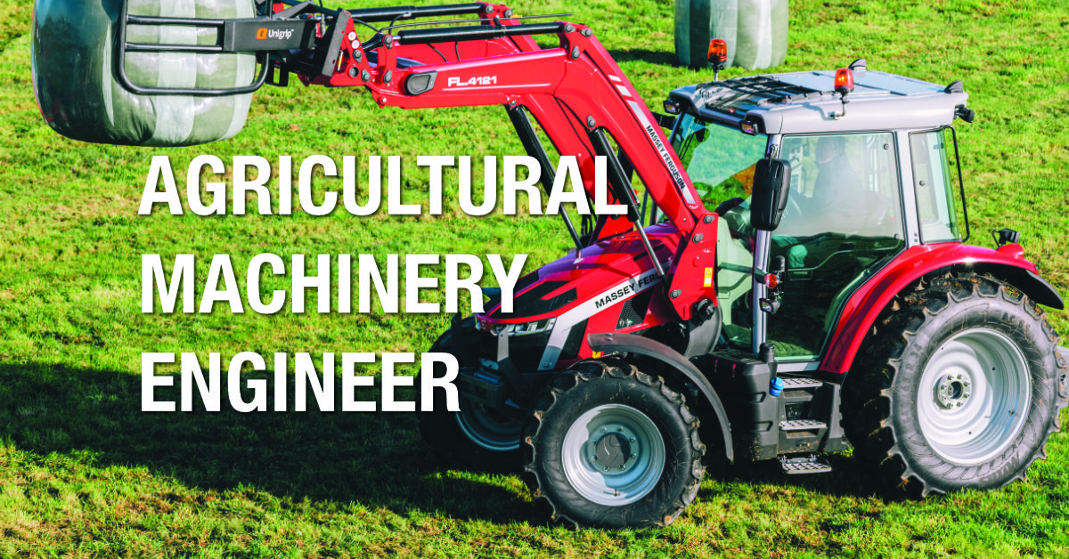 Agricultural Machinery Engineer